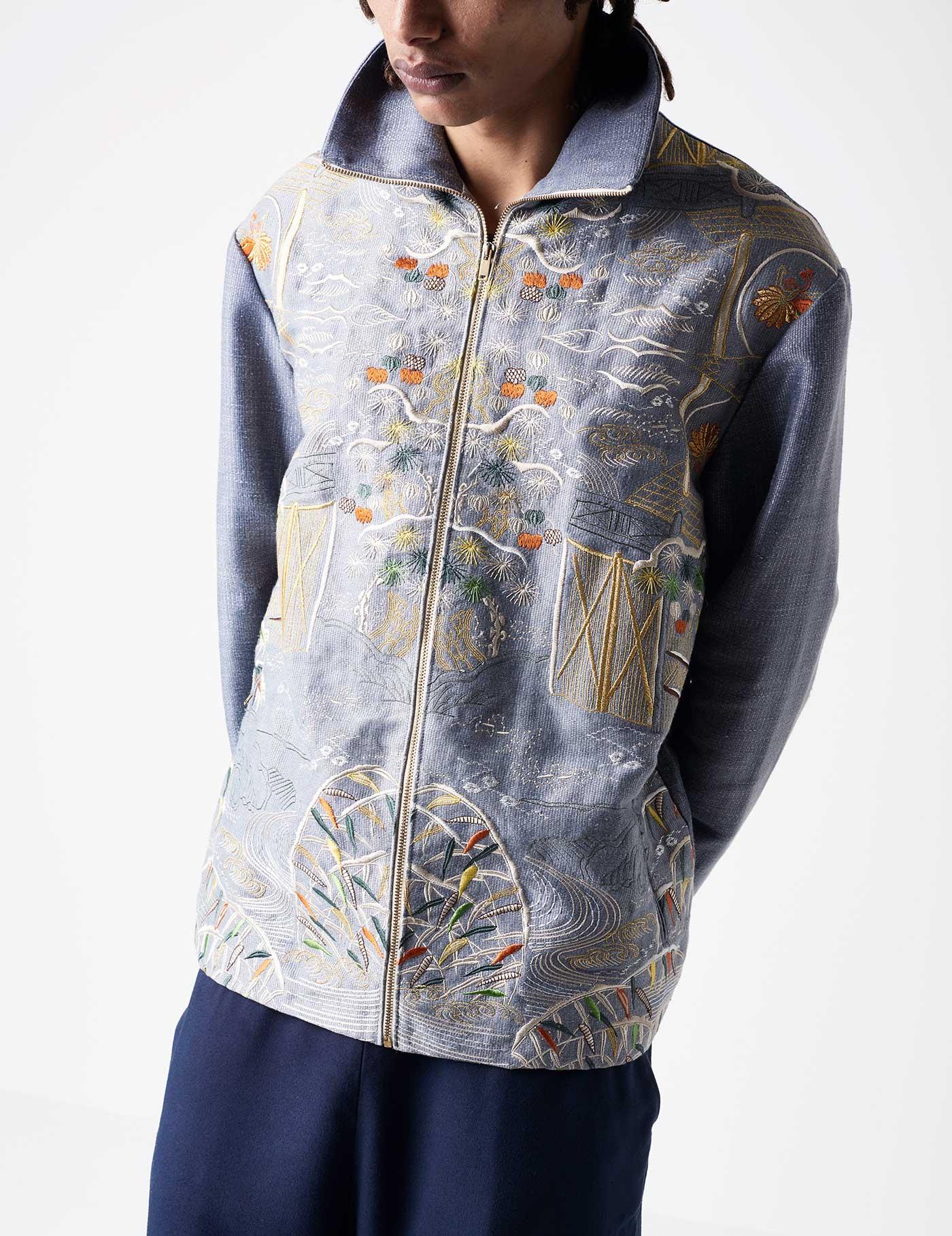 Hemp, Organic Silk and Organic Cotton Natural Dyed and
