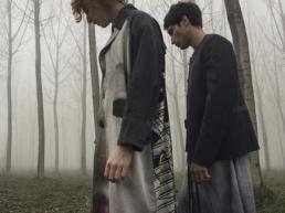 Silvia Giovanardi / life / editorials / KALTBLUT / PH Davide Fanton / art direction Sav Liotta – Michela Tasca